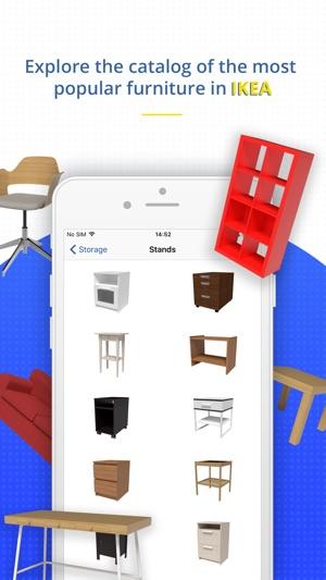 Progettista ambienti per ikea su app store for App per progettare casa gratis