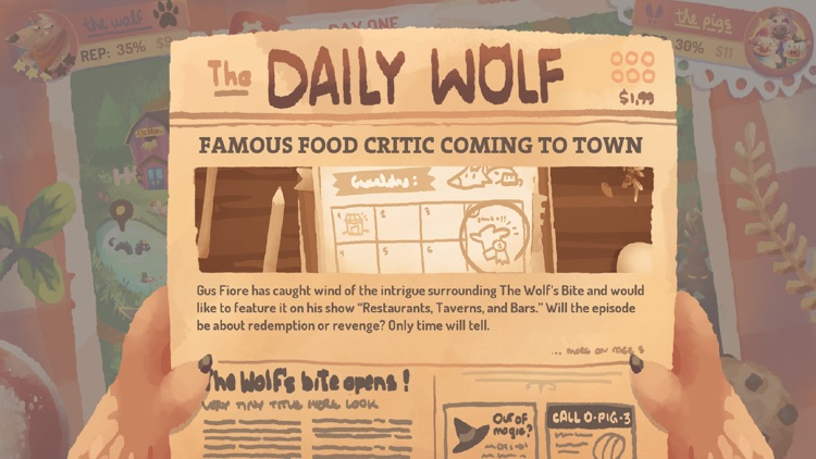 The Wolf's Bite screenshot-4