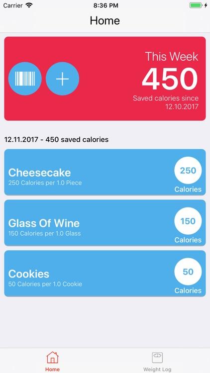 Temptations Calorie Saver