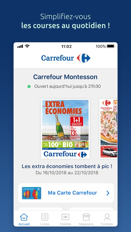 Carrefour screenshot-0