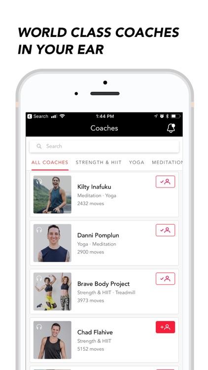 MoveWith: HIIT Workouts & Yoga