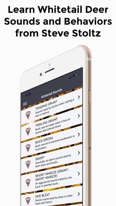 Whitetail Tech screenshot 1