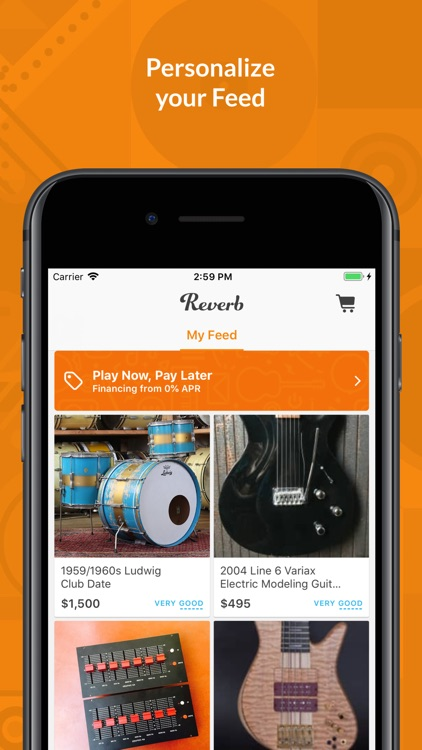Reverb.com — Buy & Sell Gear screenshot-3