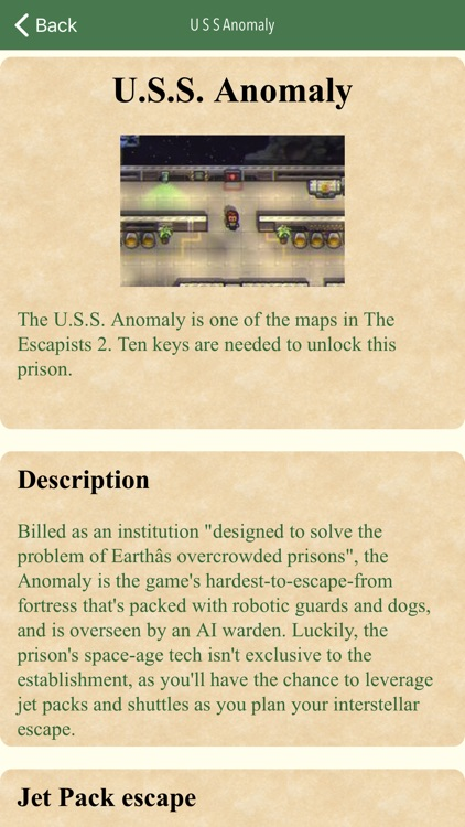 Guide For The Escapists screenshot-3