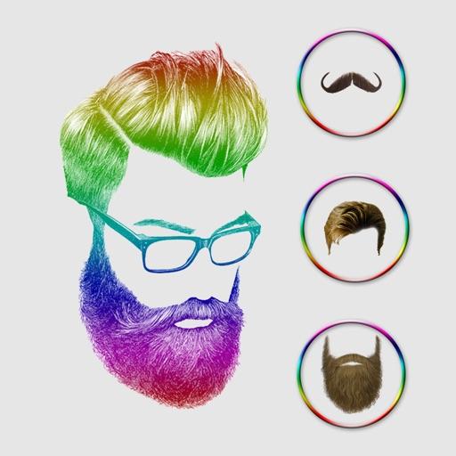 Beard &  Mustache Photo Editor