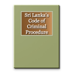 Sri Lanka's Code of Criminal Procedure