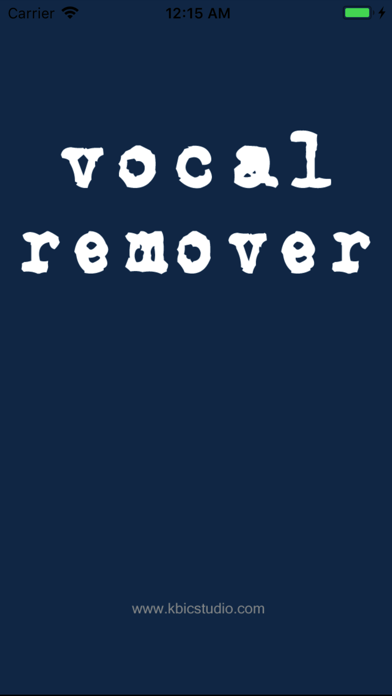 Vocal Remover review screenshots