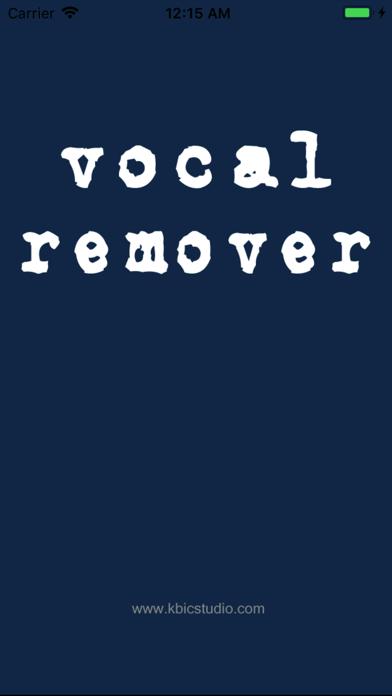 تحميل Vocal Remover للكمبيوتر