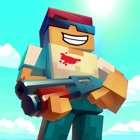 Caça Blocky Zombies icon