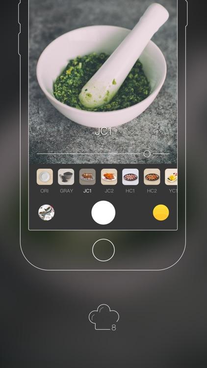 调味相机 screenshot-1