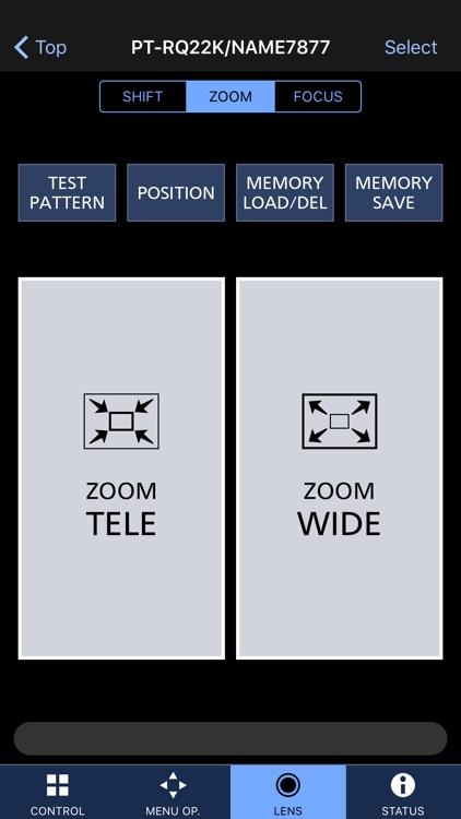 Smart Projector Control screenshot-3