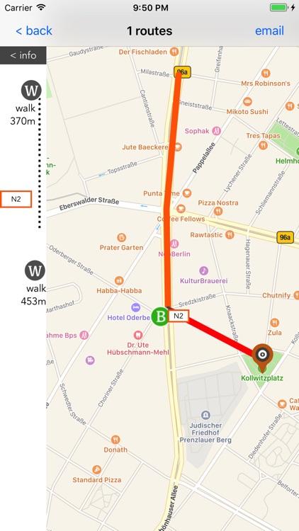 Berlin Public Transport Guide