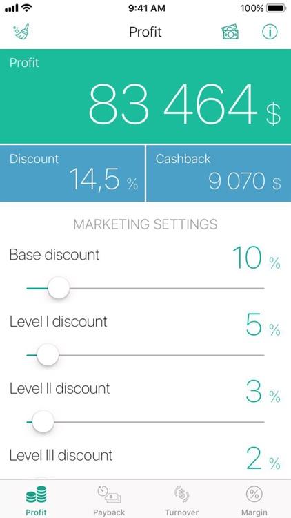UDS Game Marketing Calculator