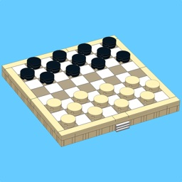 Checkers for LEGO