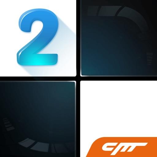 Piano Tiles 2™ application logo