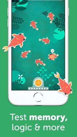 Lumosity: Daily Brain Games screenshot for iPhone