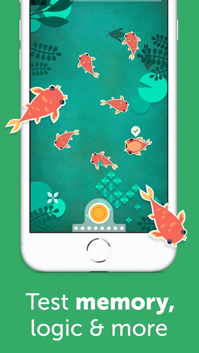 Screenshot for Lumosity: Daily Brain Games in Azerbaijan App Store