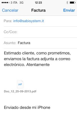 factura fÁcil pdf easy invoice pdf en app store