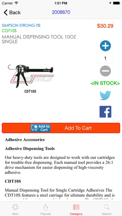 Lee's Tools for Simpson screenshot two