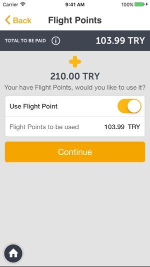 Pegasus: Book Cheap Flights Screenshot