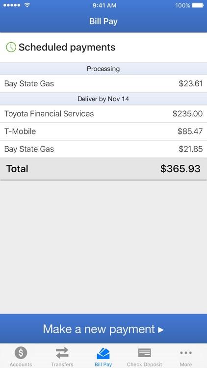 First Financial Bank Mobile screenshot-3