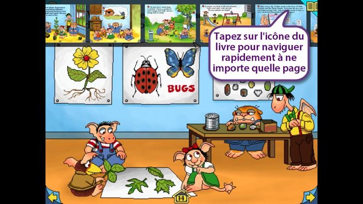FR-Petit Monstre À L'École