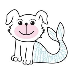 Merdoggo Sticker Pack!
