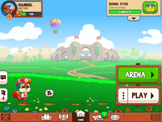 Fun Run 3: Arena Running Race