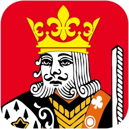 Freecell Solitaire - Deluxe Patience Card Game