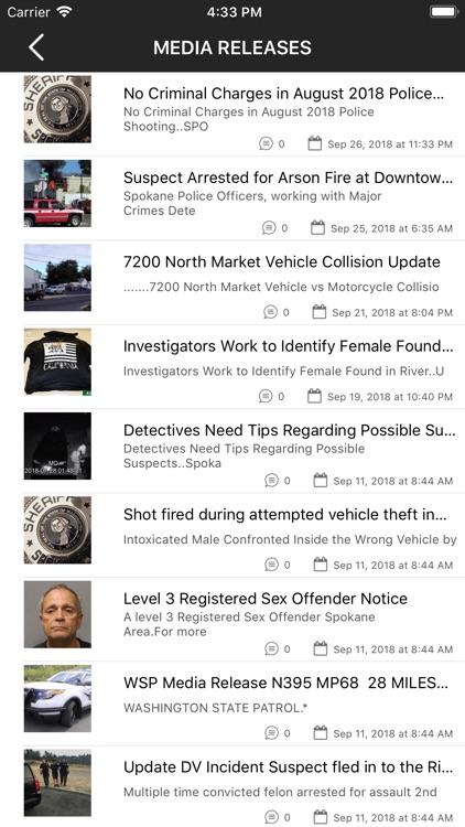 Spokane News