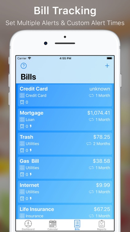 My Bills++ Pro screenshot-6
