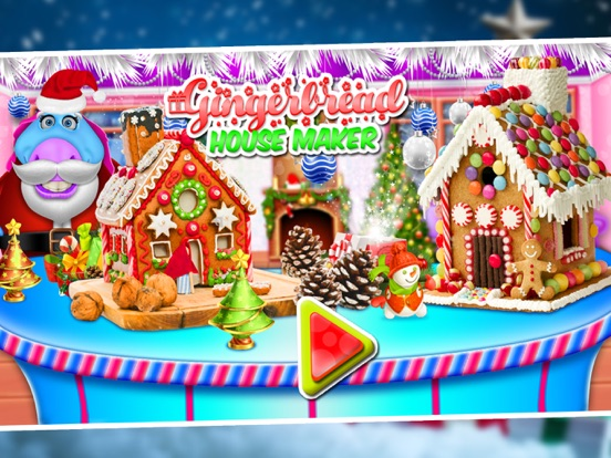Fat Unicorn's Christmas Cake screenshot 5