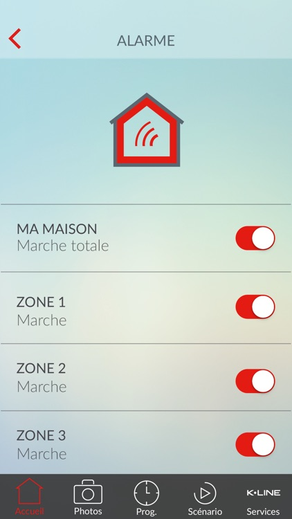 K-LINE Smart Home screenshot-3