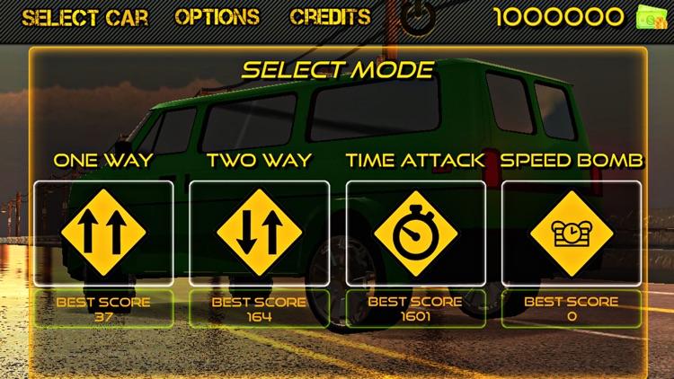 Fast Car Driving Simulator 3D screenshot-3