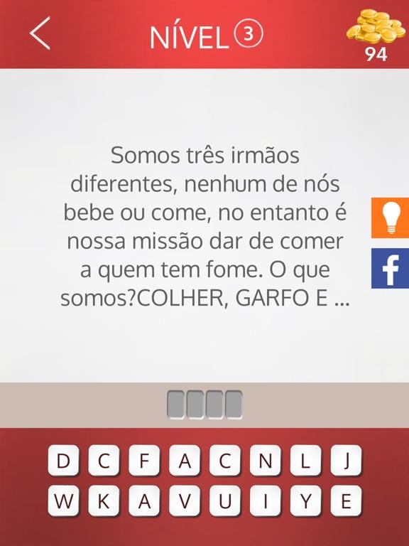Image of Enigmas e adivinhas for iPad
