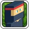 A Block Ninja Run - Fortress Escape Adventure (8-bit style) Game HD Free - iPhoneアプリ