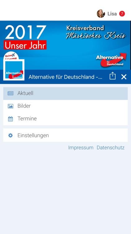 AfD - MK