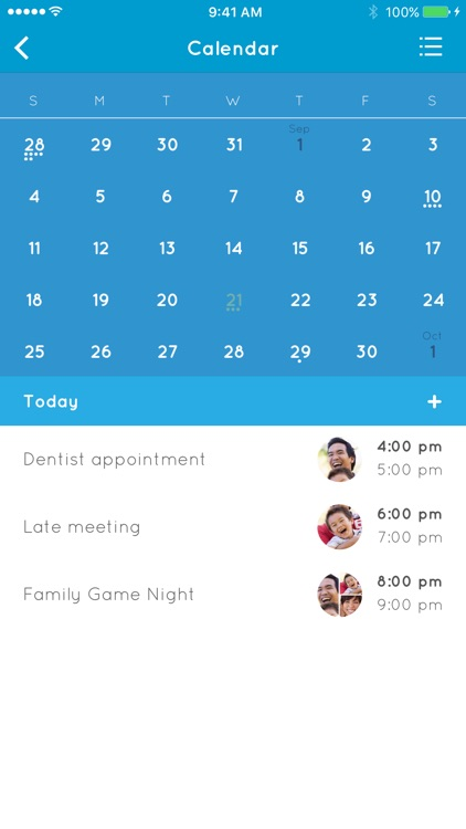 Calendar - Family Organizer screenshot-4
