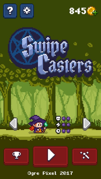 Swipe Casters screenshot-0