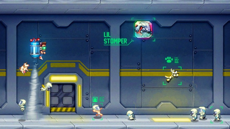 Jetpack Joyride screenshot-2