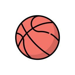 Basketball Sticker Pack