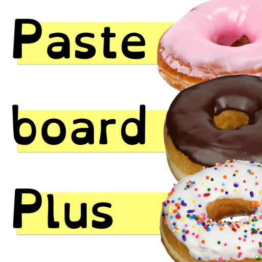 PasteboardPlus Copy Paste List