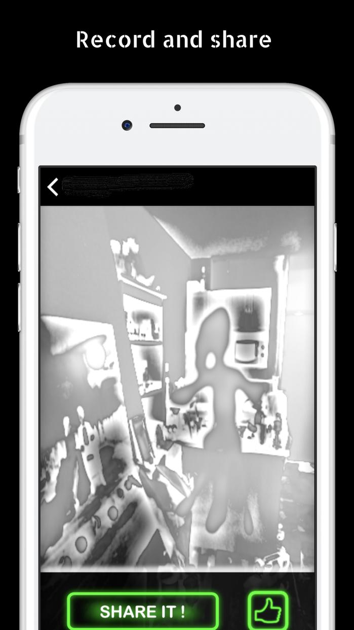 Ghost Observer - AR Detector Screenshot