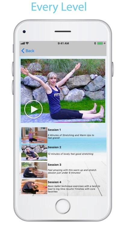 Fittbe Stretching & Warm Ups screenshot-3