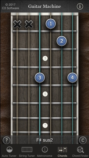 Guitar Machine Steampunk Guitar Tools On The App Store