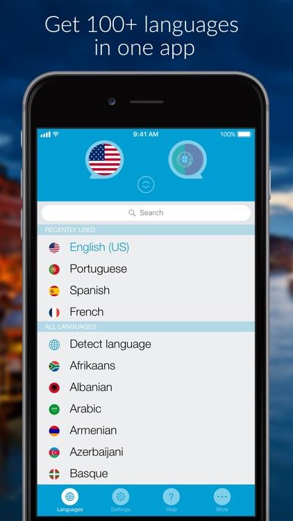 Speak & Translate Premium screenshot-4