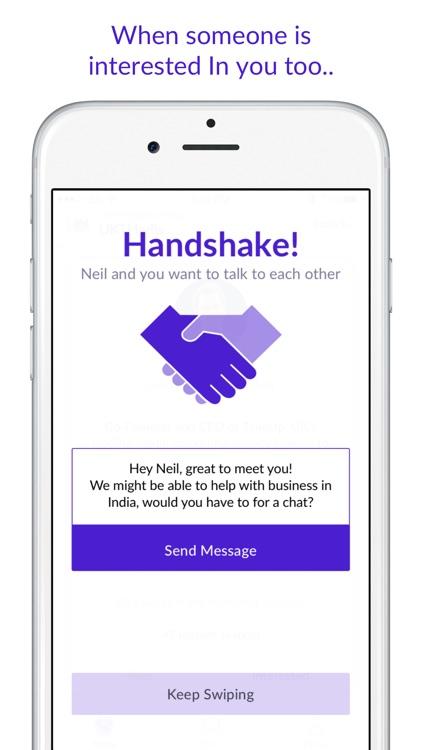 Grip - Event Networking App screenshot-3