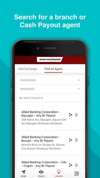 Qatar-UAE Exchange screenshot-3