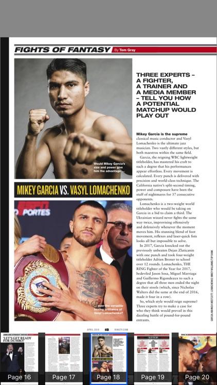 The Ring Magazine screenshot-4