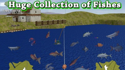 Ultimate Ace Fishing Game screenshot two